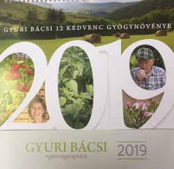 Gyuri bácsi egészségnaptára 2019