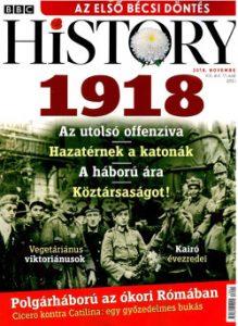 BBC History 2018. 11. november
