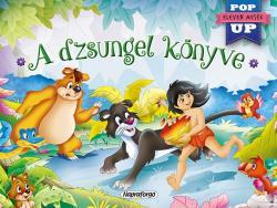 A dzsungel könyve - POP UP