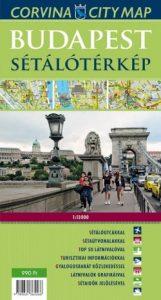 Budapest sétálótérkép