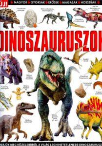 Dinoszauruszok - Füles bookazine