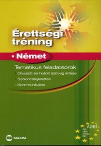 Érettségi tréning - Német