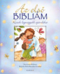 Az első Bibliám - kék