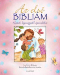 Az első Bibliám - rózsaszín