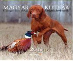 Magyar Kutyák Naptár 2019