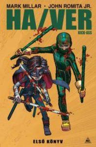 Ha/ver - Kick-ass - Első könyv (képregény)