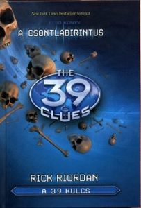A 39 kulcs 1. - A csontlabirintus
