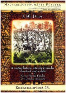 Kisenciklopédia 23. - Cúth János