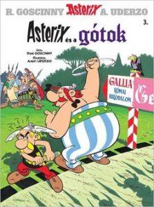Asterix 3 - Asterix és a gótok