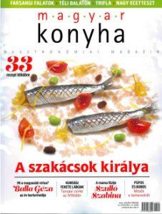 Magyar konyha 43. évf. 1-2. szám