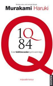 1Q84 2. - Ezerkülöncszáznyolcvannégy