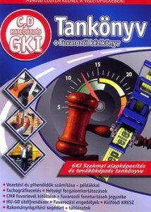 C, D kategóriás GKI tankönyv + Fuvarozói kézikönyv