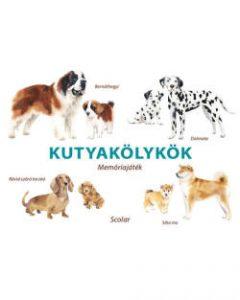 Kutyakölyök - Memóriajáték