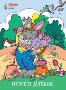 Húsvéti játékok - Piktor színes kifestő