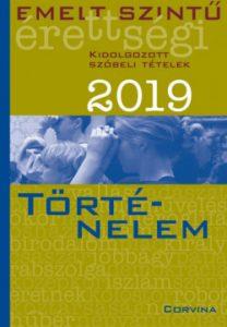 Emelt szintű érettségi 2019 - Történelem