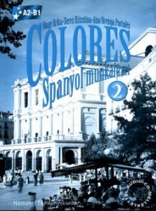 Colores - Spanyol munkafüzet 2. A2-B1.