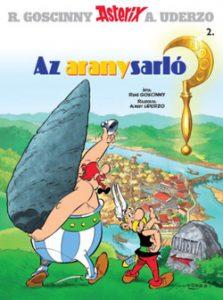 Asterix 2 - Az aranysarló