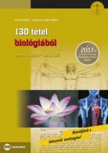 130 tétel biológiából (emelt szint - szóbeli)