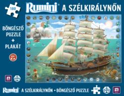 Rumini a Szélkirálynőn puzzle