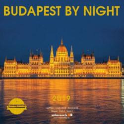 Budapest by Night 2019 naptár
