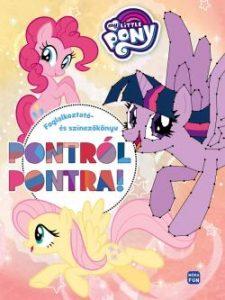 My Little Pony - Pontról pontra! Foglalkoztató és színezőkönyv