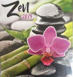 Zen falinaptár 2019