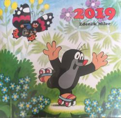 The Little Mole falinaptár 2019