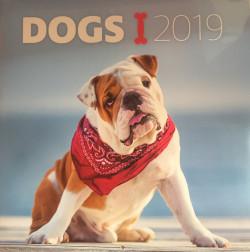 Dogs lemeznaptár 2019