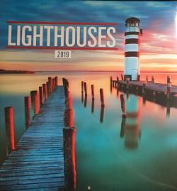 Lighthouses lemeznaptár 2019