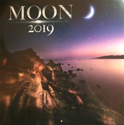Moon lemeznaptár 2019