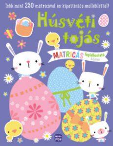 Húsvéti tojás - Matricás foglalkoztatókönyv