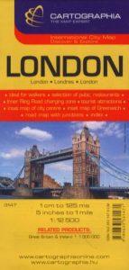 London térkép 1:12 500 SC