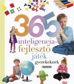 365 intelligenciafejlesztő játék gyereknek