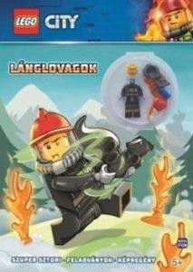 Lego City - Lánglovagok