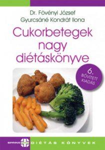 Cukorbetegek nagy diétáskönyve