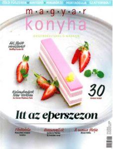 Magyar konyha 43. évf. 5. szám