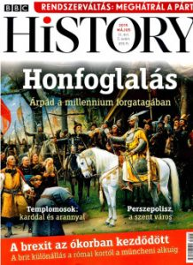 BBC History 2019. 5. május