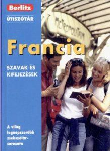 Francia - szavak és kifejezések (Berlitz útiszótár)