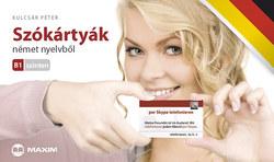 Szókártyák német nyelvből B1