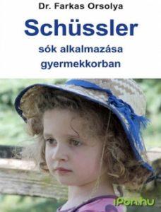 Schüssler-sók alkalmazása gyermekkorban