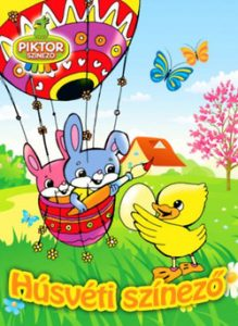 Húsvéti színező