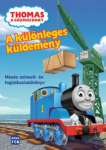 A különleges küldemény - Thomas a gőzmozdony