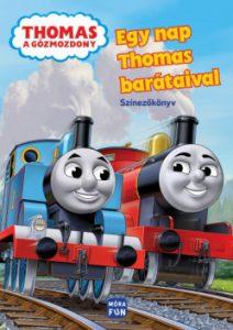 Egy nap Thomas barátaival - Thomas a gőzmozdony