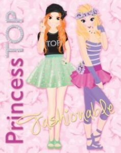 Fashionable - Princess TOP