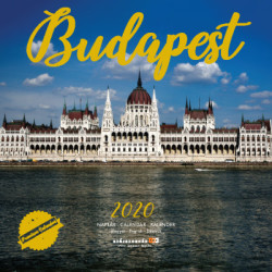 Budapest 2020 naptár