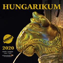 Hungarikum 2020 naptár