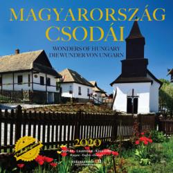 Magyarország csodái naptár 2020