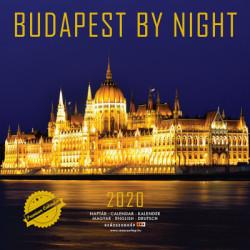 Budapest by Night 2020 naptár
