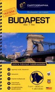 Budapest (kis)atlasz 1:20 000 SC