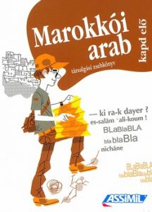 Assimil társalgási zsebkönyv - marokkói arab